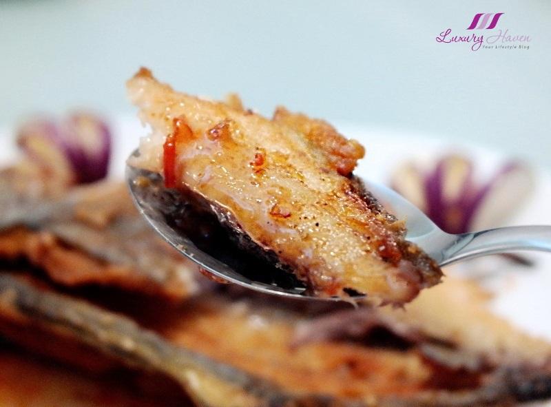 purelyfresh pomfret with thai heritage sweet chilli sauce