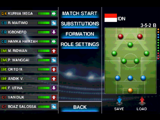 Free Download Pro Evolution Soccer (PES) 2012 Apk + Data for Android