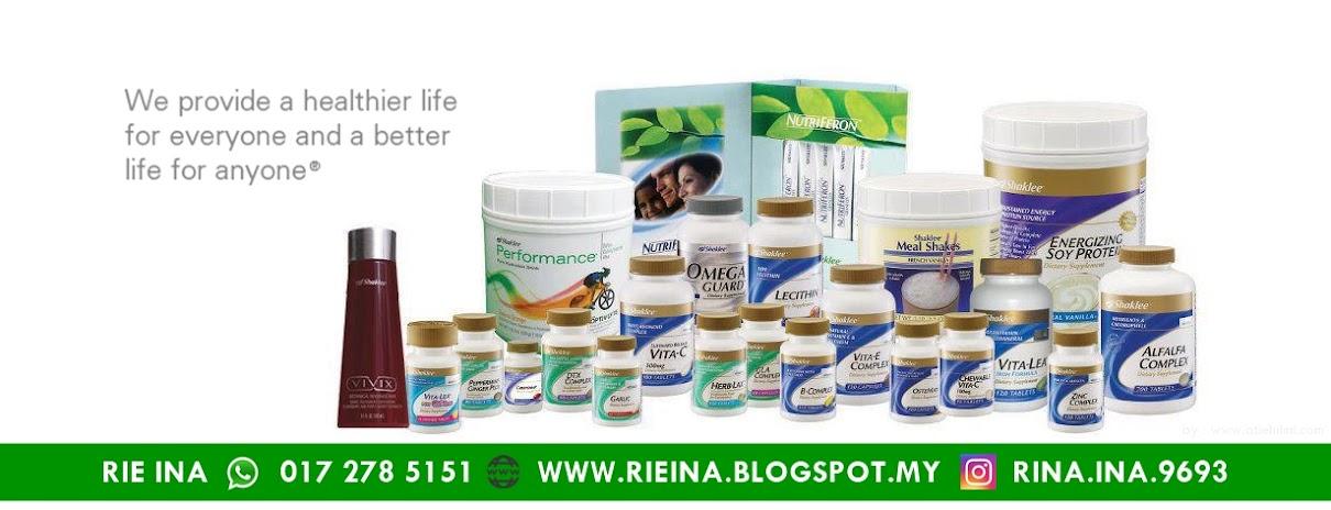 Cergas Sihat Vitamin Semulajadi Selamat