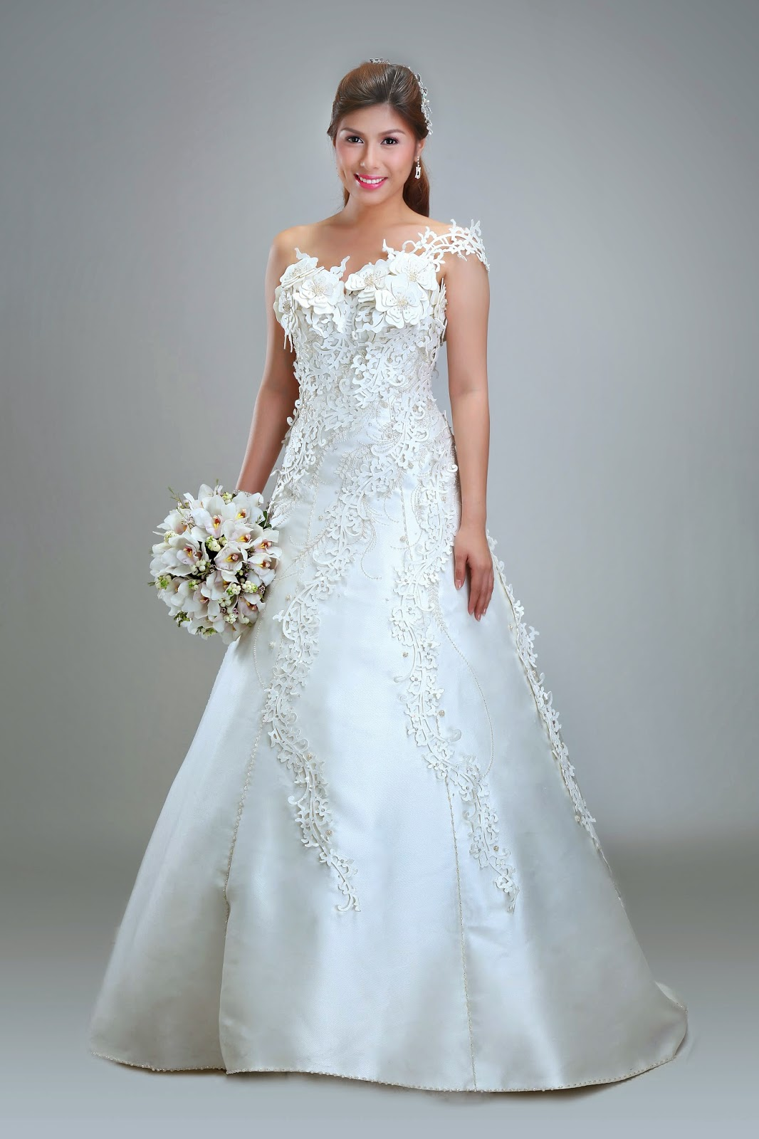 Philippines Bridal Gown Designer (Edward Teng)
