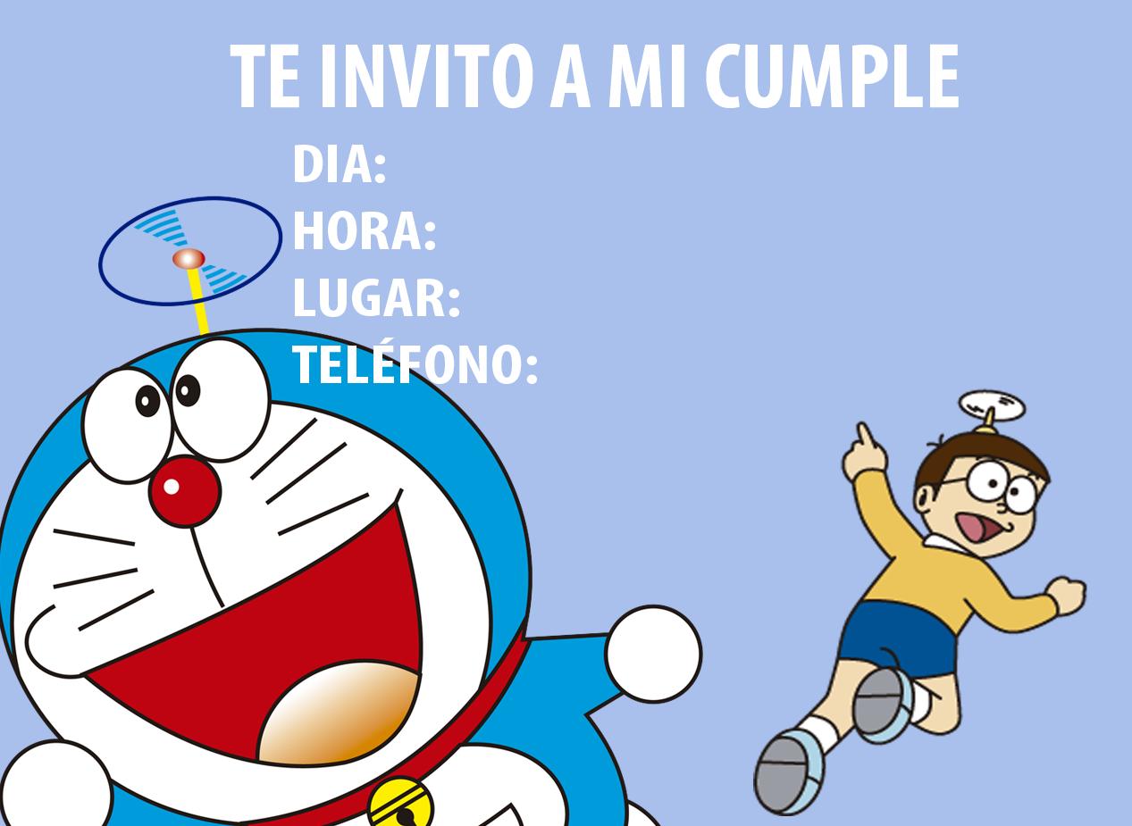 Doraemon  Cumpleaos infantiles  Bebs y recin nacidos