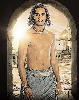 Hottie Elliot Knight and Sinbad TV series