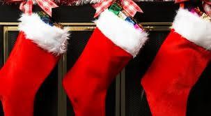 Hadiah Kaos Kaki Natal