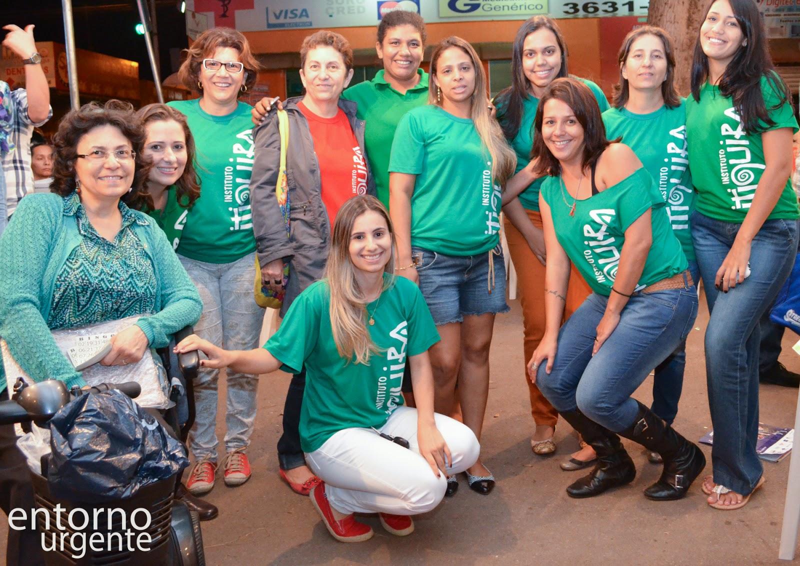 Instituto Itiquira e seus voluntários