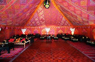 Decoracion de Fiestas Arabes, parte 3