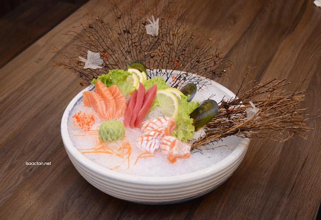 Santen Sashimi Moriawase - RM33.90