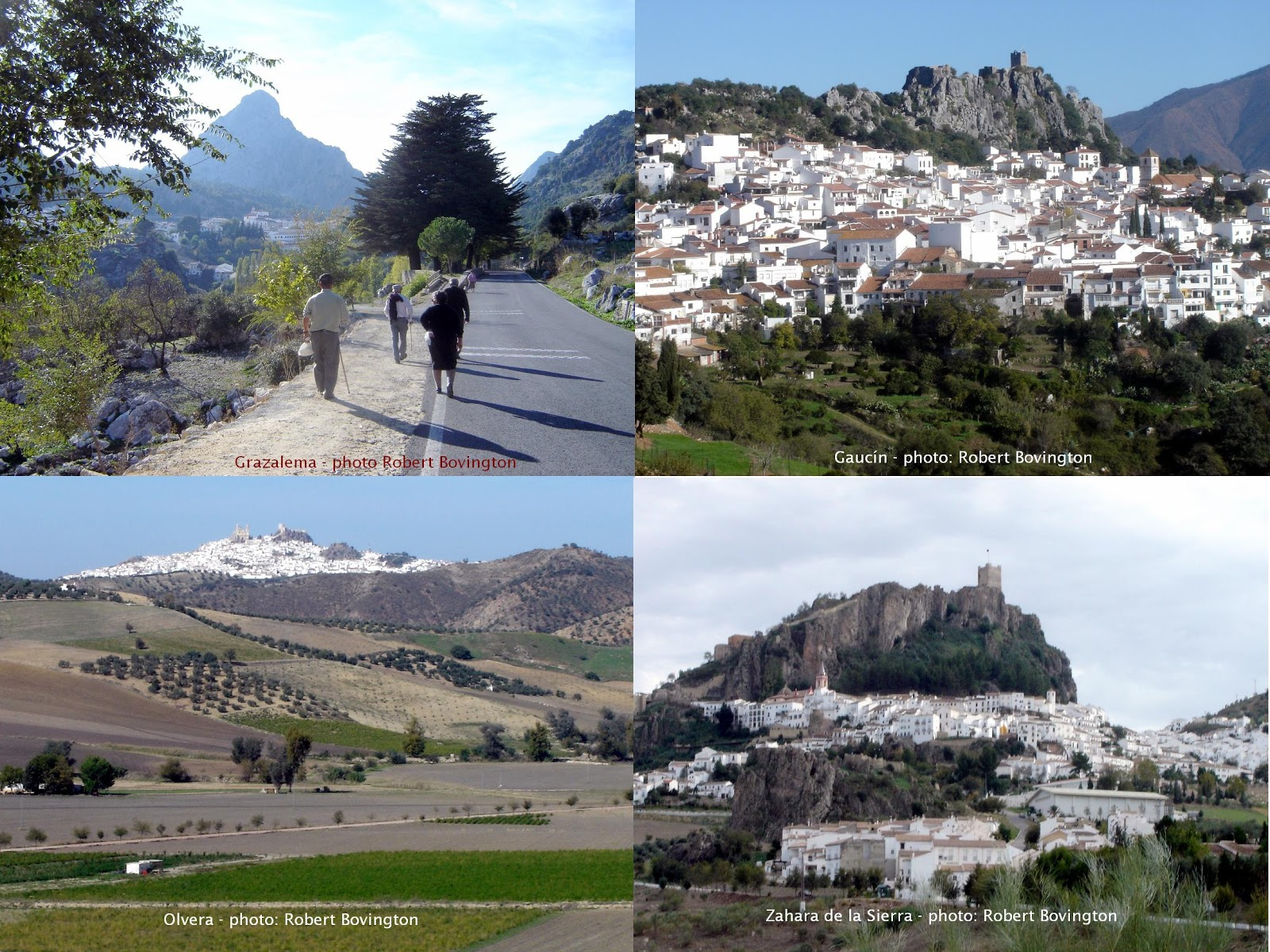 SPANISH IMPRESSIONS: Ronda & the White Towns - an article by Robert Bovin...