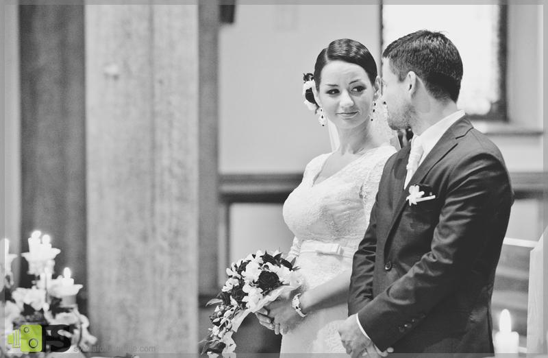 Komplet ślubny sutasz