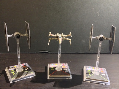 Star Wars X-Wing Miniatures Game  Ships