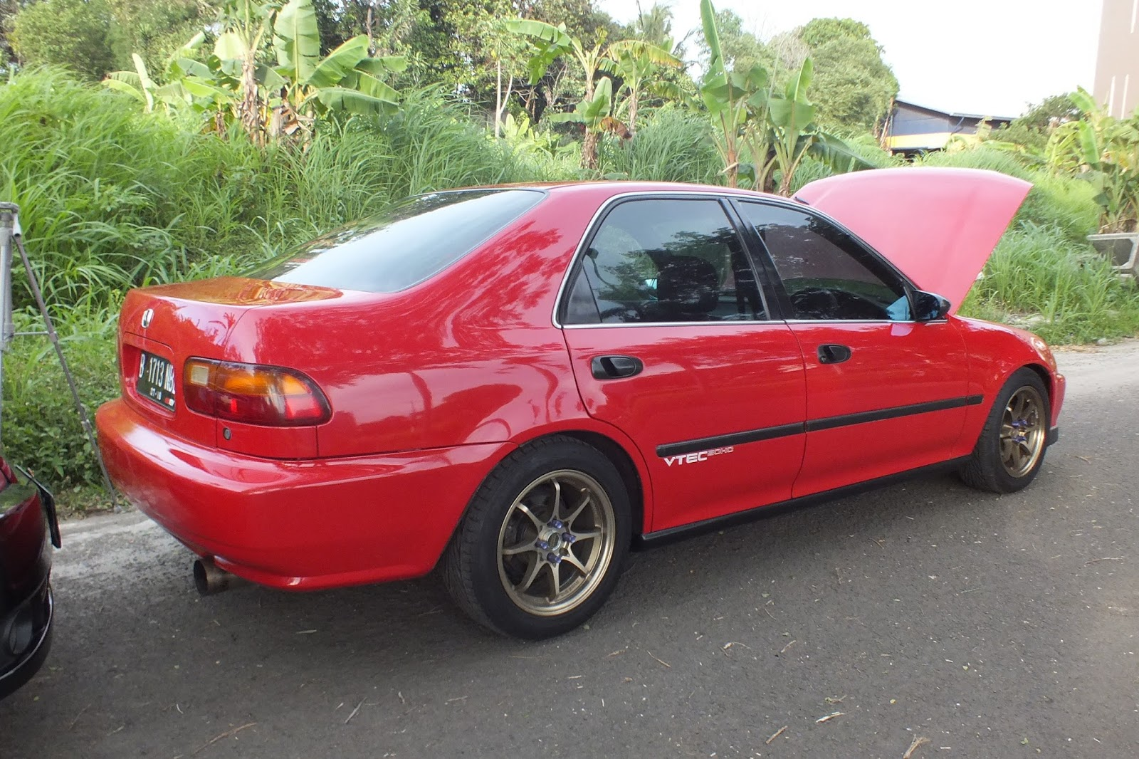 Capt Kunyitzse's blog: Modifikasi Honda Civic Genio Tahun 1994