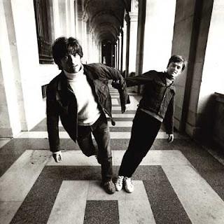 El dúo de músicos de Versalles, Air, compuesto por Nicolas Godin y Jean-Benoît Dunckel