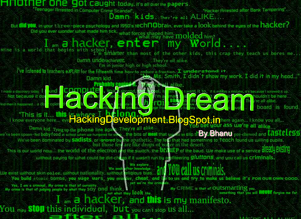 understanding the concept behind hacking and methods they use to hack computers Ethical hacking: understanding ethical hacking learn to understand the motivation of an in helping students comprehend and simplify complex it concepts.