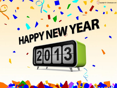 New Year Countdown 2013 Wallpapers