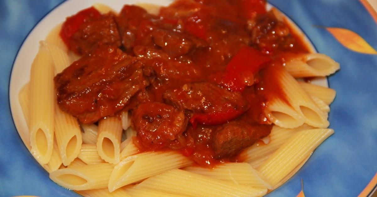 Гуляш венгерский рецепт с пошагово