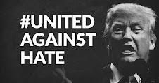 Stop Hate;  Defeat Trump