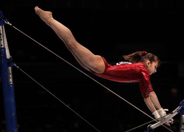 Viktoria Komova 2012Viktoria Komova 2012
