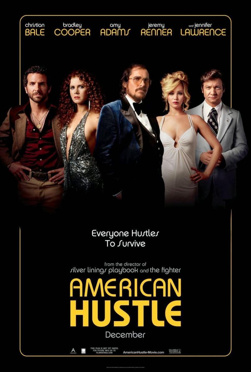 American Hustle (La gran estafa americana) 2013