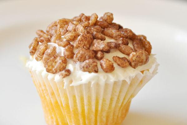 cupcake coco pops