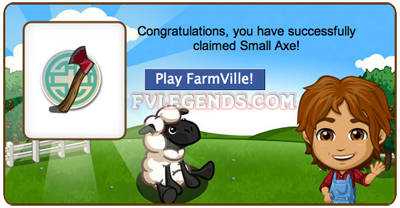 FarmVille Daily Mystery Reward