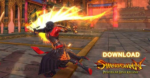 Free Download Swordsman Online - Perfect Game Indonesia