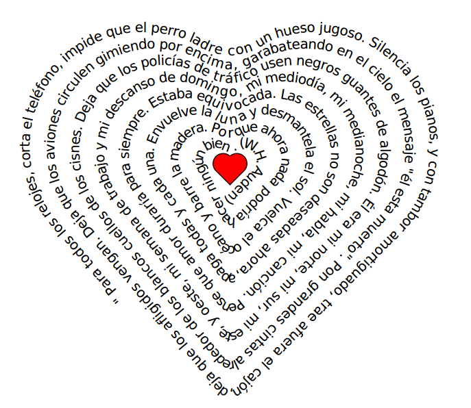 CONTROLA TU LENGUA: Poemas para celebrar san Valentín