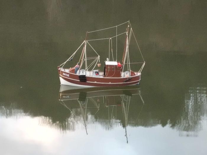 Antje von Robbe - Nach 20 Jahren zurück auf dem Wasser Bild 2