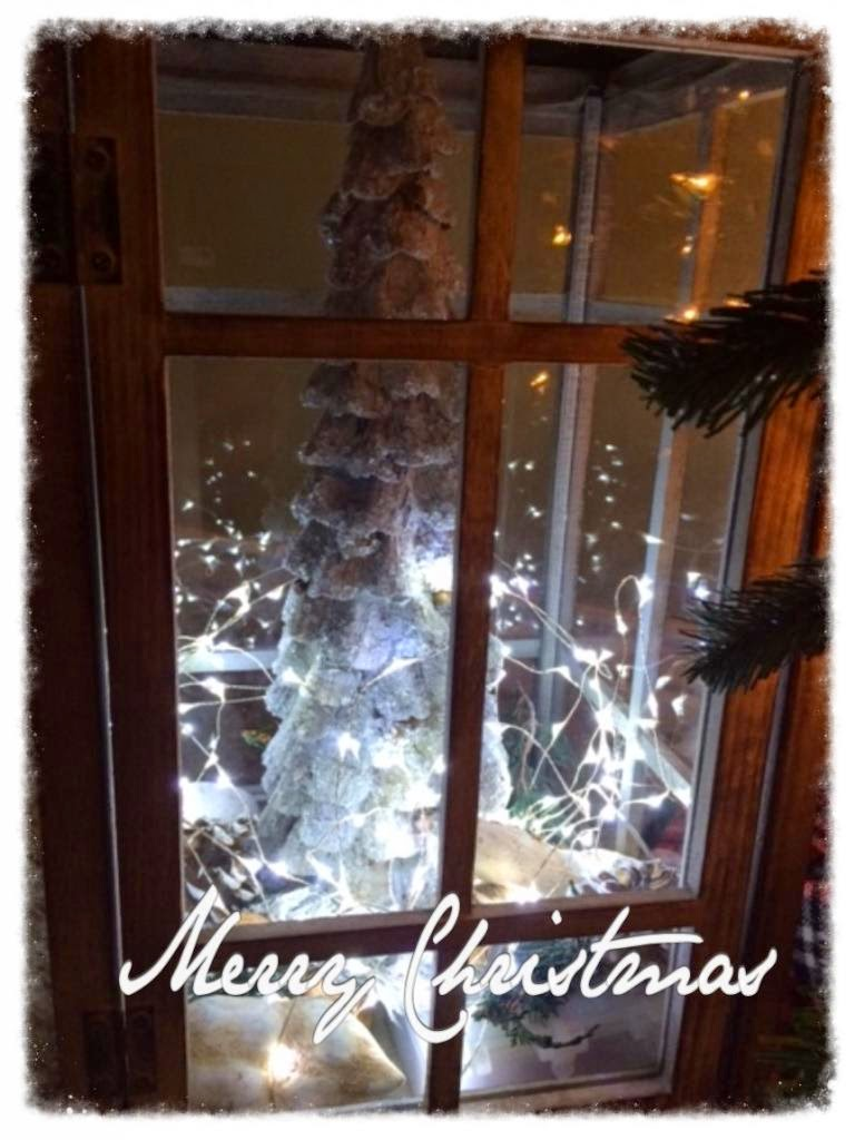 CHOCOLATES FOR BREAKFAST and other Sweet Somethings: Glimmer Lights Create Christmas Magic