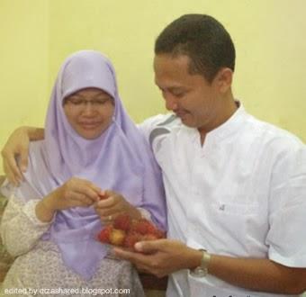 romantis kasih sayang suami