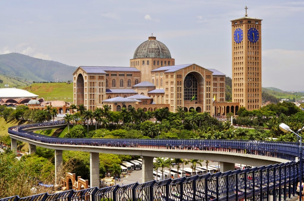 Basilica of Our Lady of Aparecida, Brazil