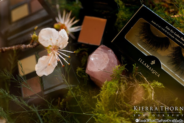 Illamasqua The Sacred Hour collection blogger launch look what the bats dragged in