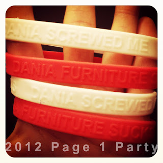 page 1 party dania screwedme wristbands