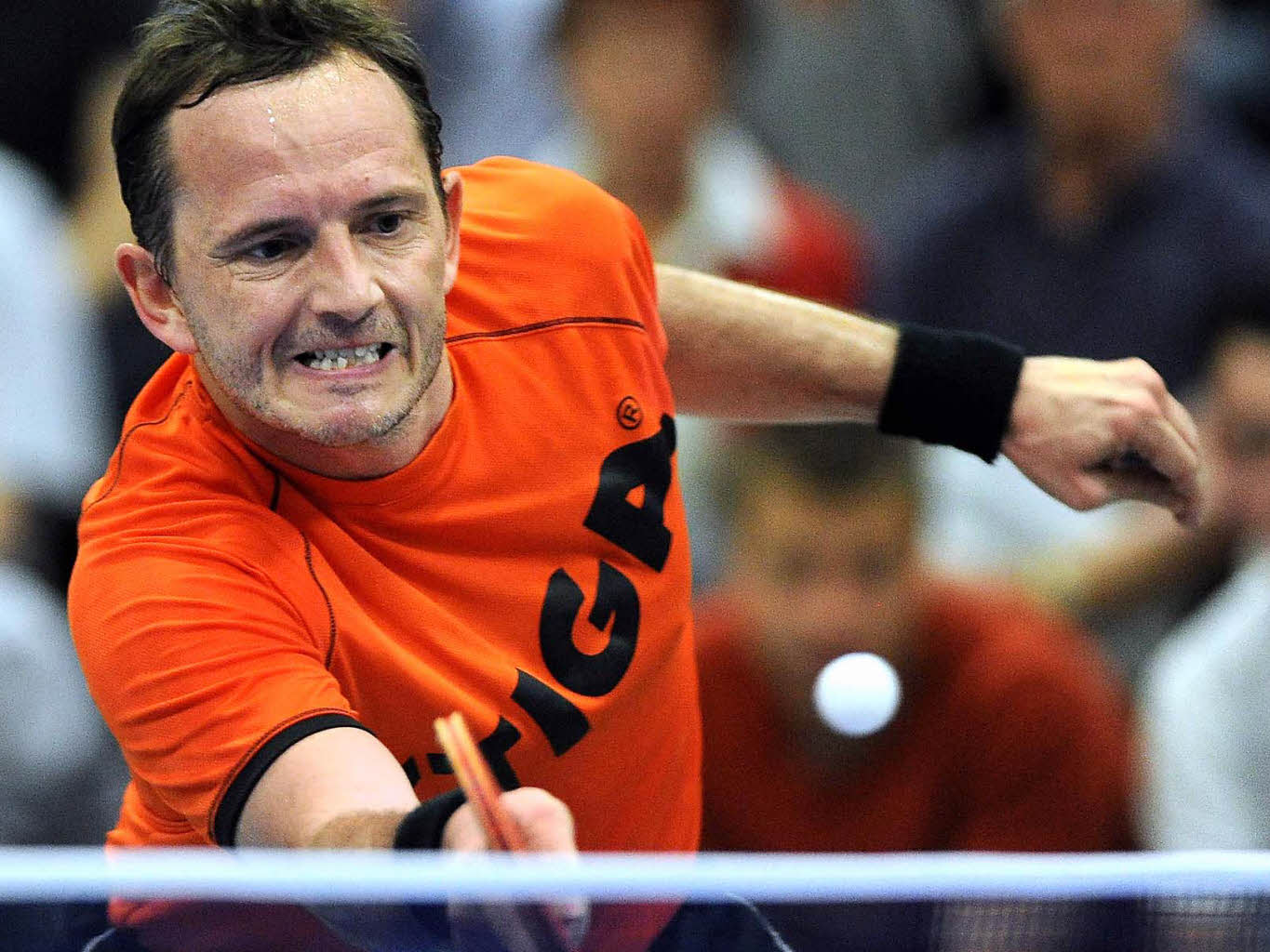 Table Tennis Bug: Jean Michel Saive advances to the finals after ...