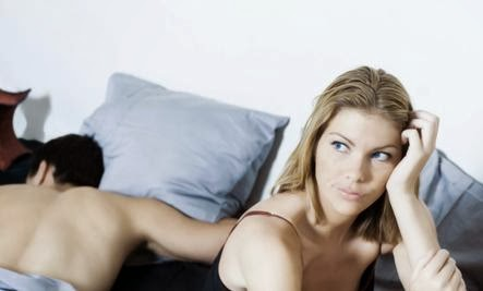 Just How Important Is Sex, Really - sad girl unhappy thinking