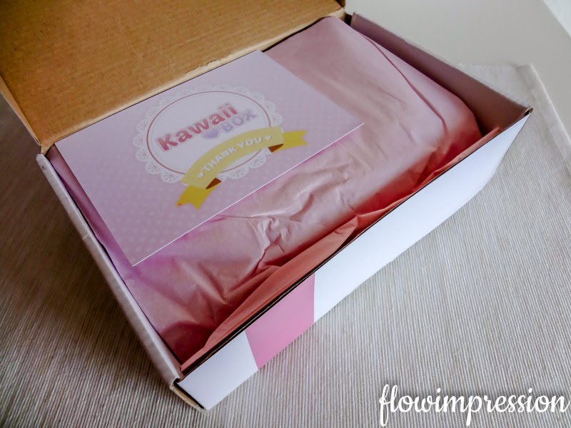 Kawaii Box februar 2015