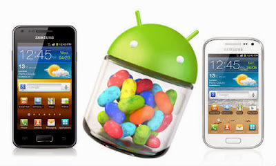 Samsung Galaxy Ace 2 Jelly Bean Donma Kasma