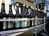 The Meddler bottling line