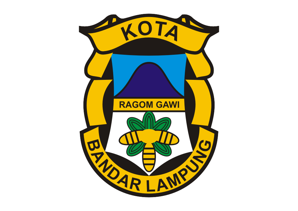 Download Logo Pemerintah Kota Bandar Lampung Vector