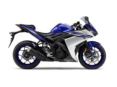 Yamaha YZF-R25 versi ABS 2016  250cc Motor Malaysia