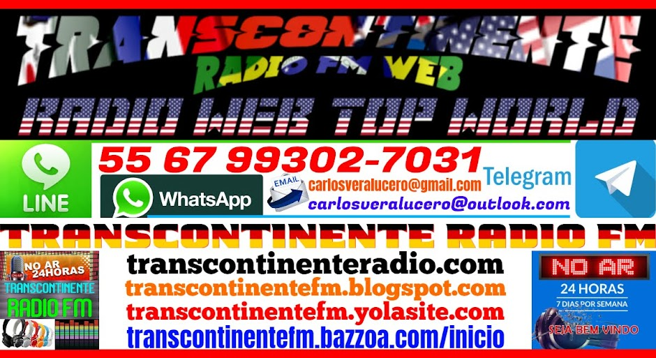 TRANSCONTINENTE RADIO BLOGGER FM