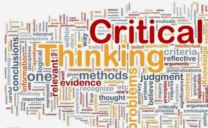 Critical Thinking in Open and Distance Learning Programmes