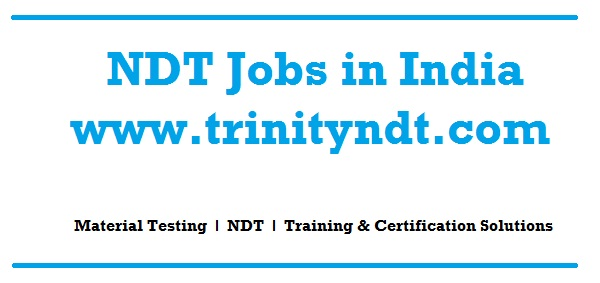 Ndt Training Certification Courses Institute Chennai