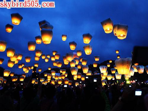 平溪國際天燈節