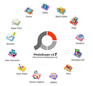 PhotoScape V3.7 Full Free Download