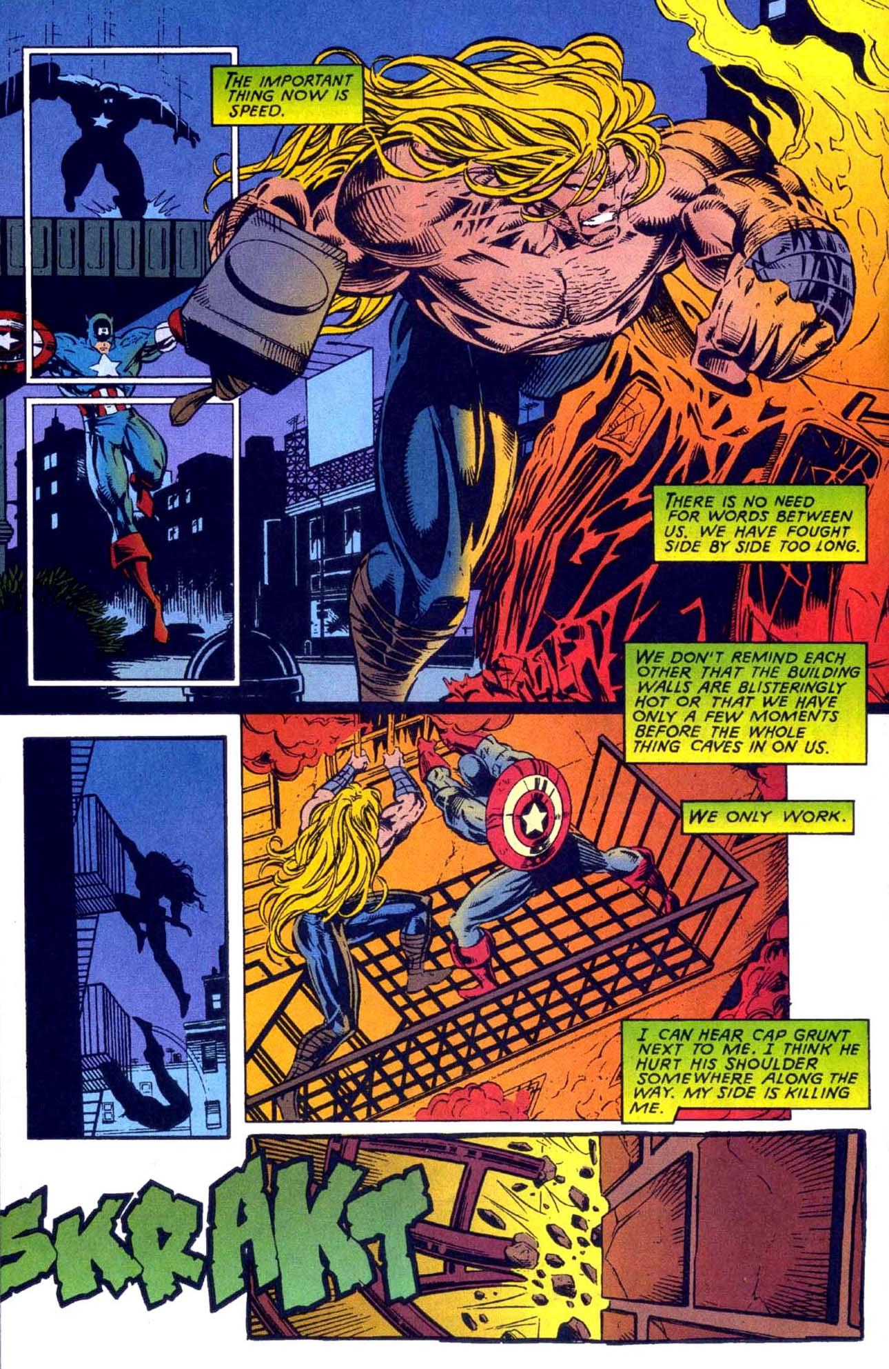 Captain America (1968) Issue #449b #404 - English 12