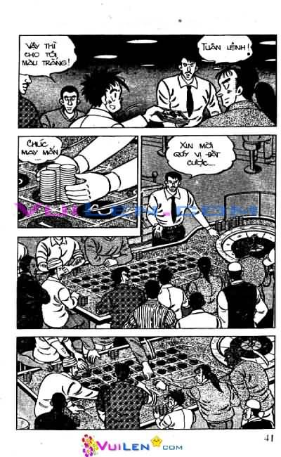 Jindodinho - Đường Dẫn Đến Khung Thành III Tập 57 page 41 Congtruyen24h