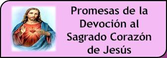 Promesas a los Devotos del Sagrado Corazón de Jesús