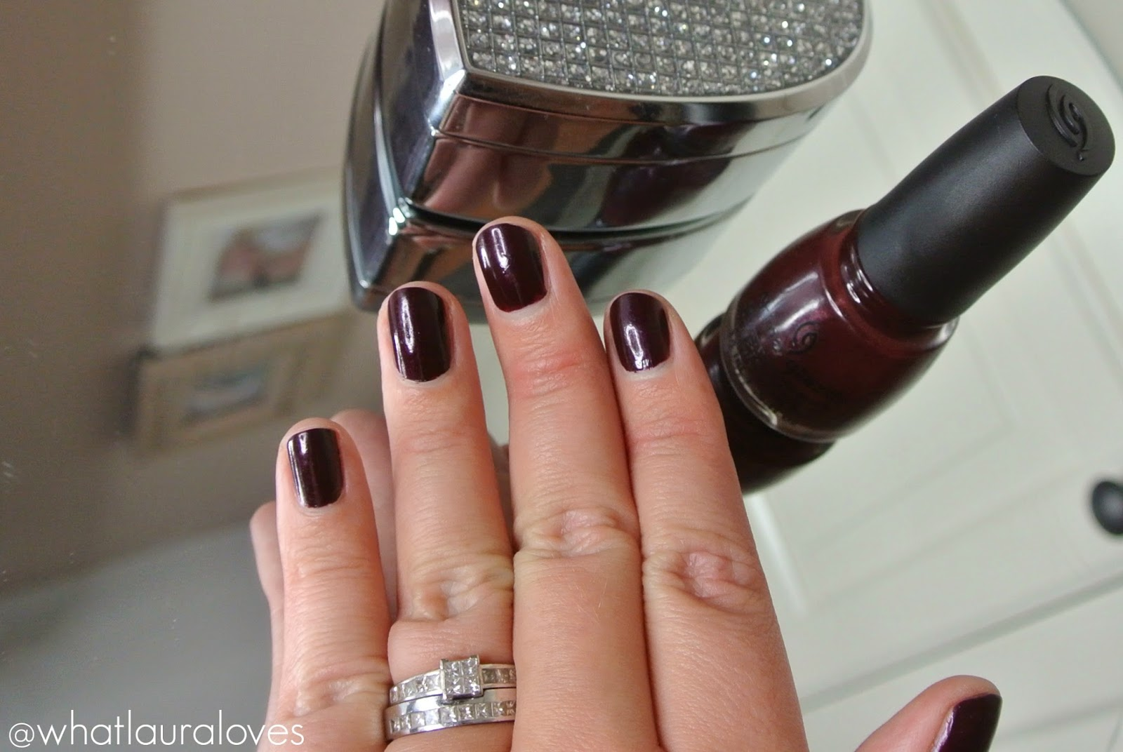 China Glaze All Aboard Collection Fall 2014 in Conduct Yourself Swatch