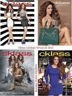 portada catalogo cklass oi 2013