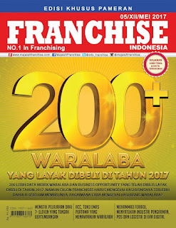"MAJALAH FRANCHISE INDONESIA ""The Leading Franchise ""Business Information in Indonesia"""