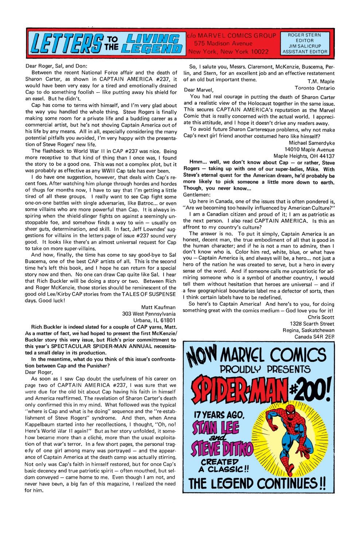 Captain America (1968) Issue #241 #156 - English 19